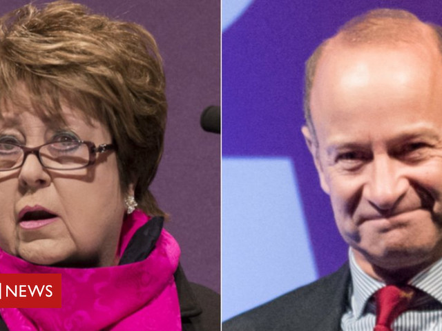 UKIP deputy leader Margot Parker resigns over Henry Bolton