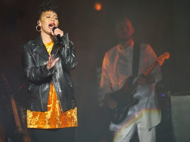 Review: Emeli Sande at Manchester Arena