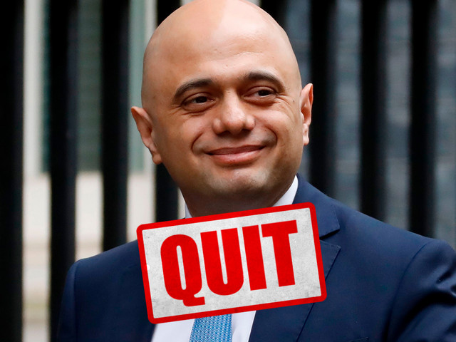 Sajid Javid QUITS as Chancellor in Boris Johnson cabinet reshuffle as power struggle at heart of Downing Street explodes