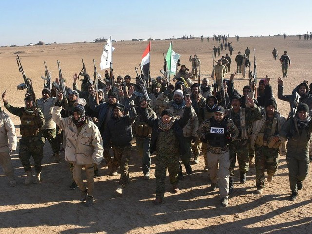 Iraq Declares Victory Over Islamic State But Theresa May Warns Fight Isn't Over