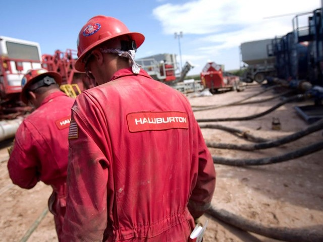 Layoffs, furloughs, and spending cuts: We're tracking how oil giants from Exxon to Halliburton are responding to the historic price shock