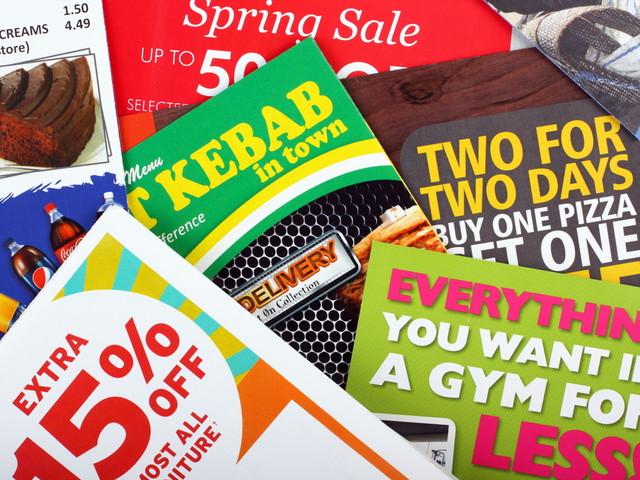 Doormat junk: Takeaway menus, Farmfoods flyer, NHS data-sharing letter... wait, what?