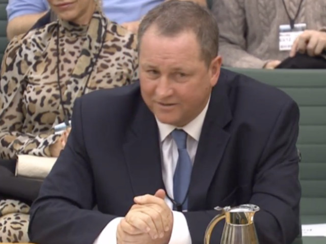 Mike Ashley Just Gave A Very Mike Ashley Performance When Grilled By MPs On The Communities Select Committee