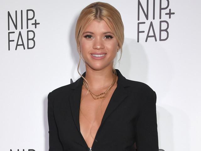 Sofia Richie Gets Named Nip + Fab Skincare Ambassador!