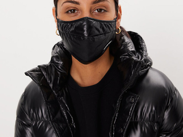 Insulated Face Masks - The Super Puff Face Mask From Aritzia Will Keep You Warm Amid Winter Weather (TrendHunter.com)
