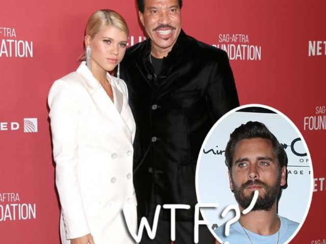 Lionel Richie Says His Daughter's Relationship With Scott Disick Is 'Just A Phase'