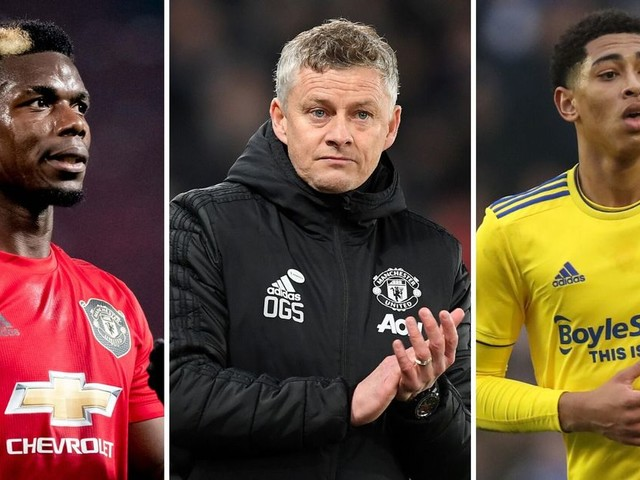 Manchester United news and transfers LIVE Pogba and Bellingham latest plus early Man City team news