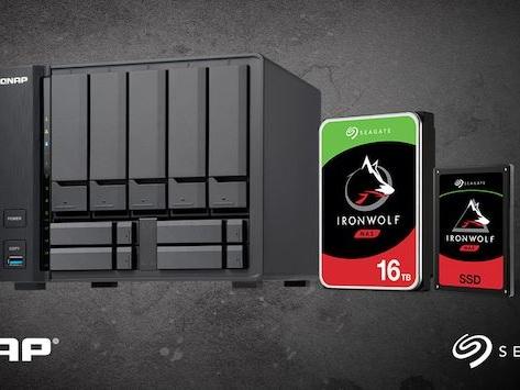 Giveaway: QNAP TS-932X NAS & Seagate IronWolf Drive Bundle
