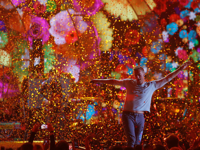 'Carbon neutral' rock? Coldplay say band won't tour until they can ensure concerts are 'environmentally sustainable'