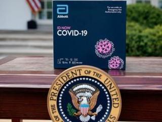 Viral virus briefing: Where science meets all things Trump