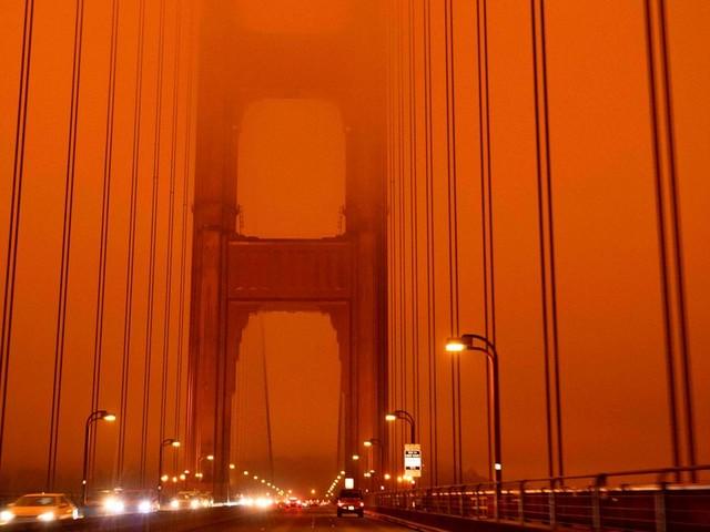 California's Wildfire Power Eclipse