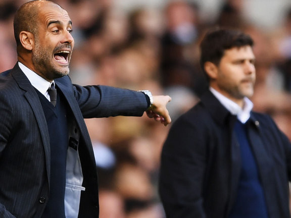 Manchester City boss shuffles his pack, playmaker gets nod for Spurs