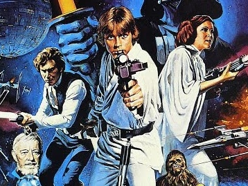 BRAD'S APRIL ESCAPE PART 3 - STAR WARS: A NEW HOPE (1977)