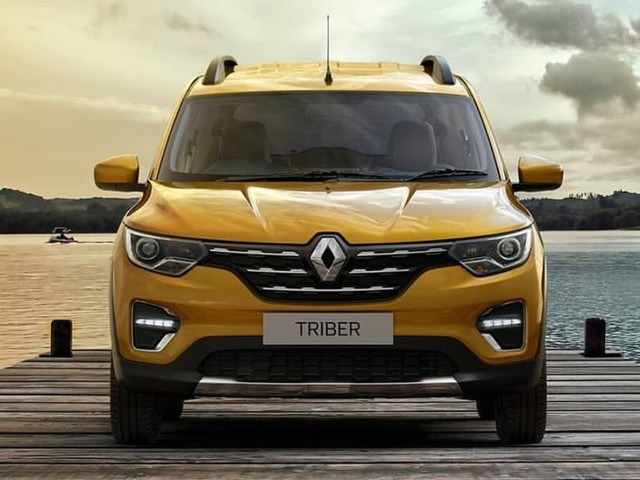Renault Triber Unveiled, Features Modular 7 Seating Option