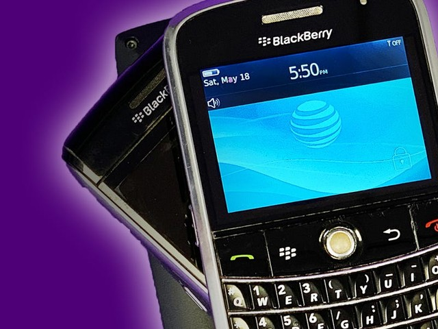 How BlackBerry went from controlling the smartphone market to a phone of the past