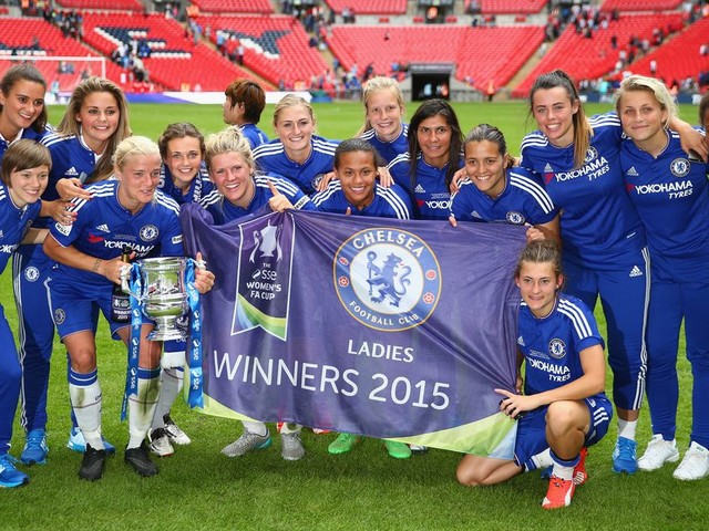 Chelsea Ladies FC: More Blues to Choose