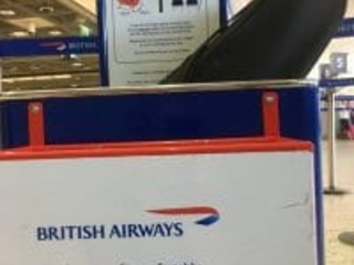 British Airways penalises a violist