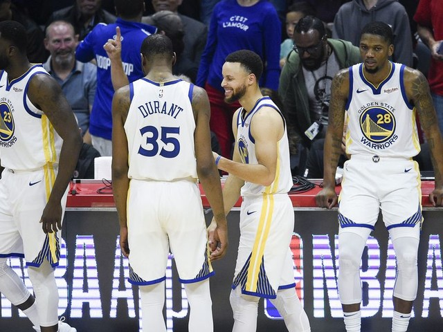 The Warriors are getting a wake up call from the Clippers. Will they adjust?