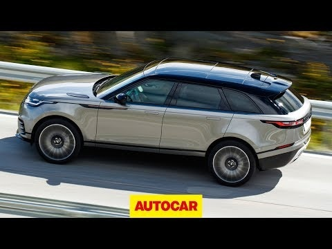 Range Rover Velar video review | Is Land Rover's new SUV a match for the Porsche Macan?