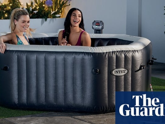 Is it worth spending £350 on an inflatable hot tub?