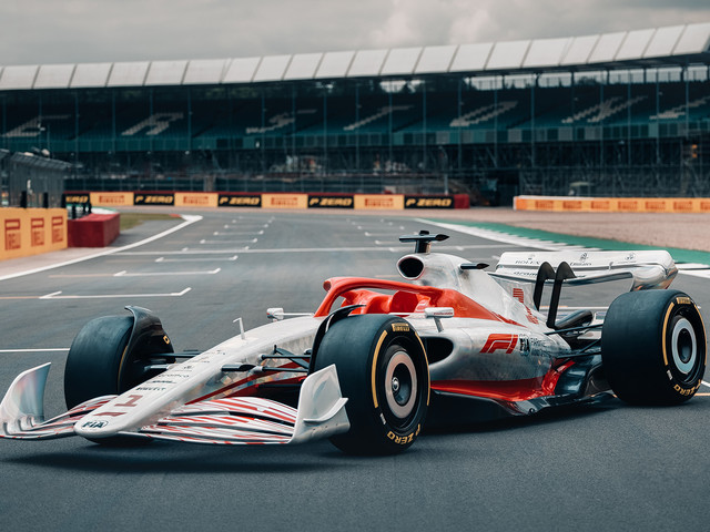 Opinion: the expectations of 2022's new-look F1