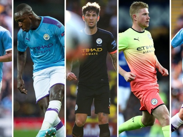 De Bruyne, Sane, Laporte, Stones, Mendy - Latest Man City injury news and expected return dates