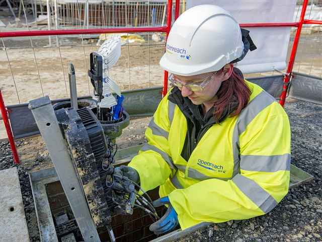 Openreach Waive UK Broadband Install Fees for Low-Income Homes