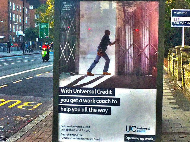 Exclusive: DWP Has Spent Millions On Universal Credit Marketing Blitz