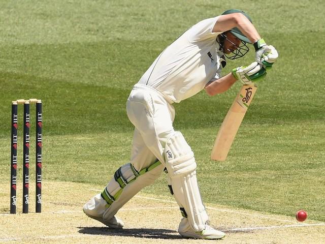 Doran unbeaten ton rescues Tasmania on opening day