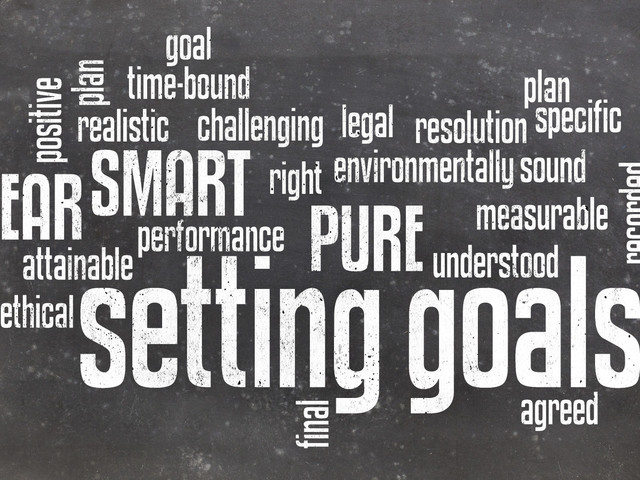 How To Set Fitness Goals That You'll Actually Stick To!