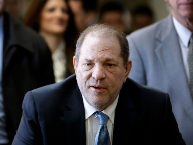 Harvey Weinstein Is Finally Getting Extradited to Los Angeles