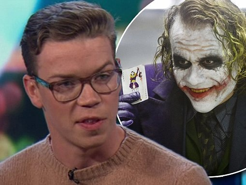 Will Poulter reveals he couldn't play the Joker