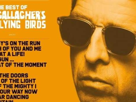 Noel Gallagher tops UK Record Store Chart with Back The Way We Came