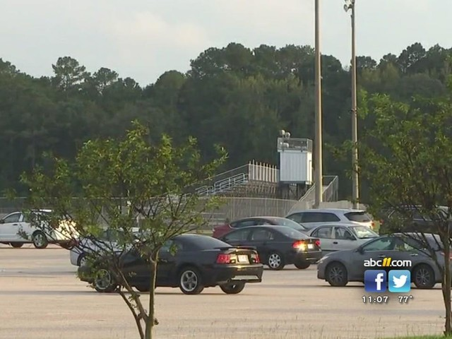 KKK recruitment fliers found in N. Carolina high school parking lot