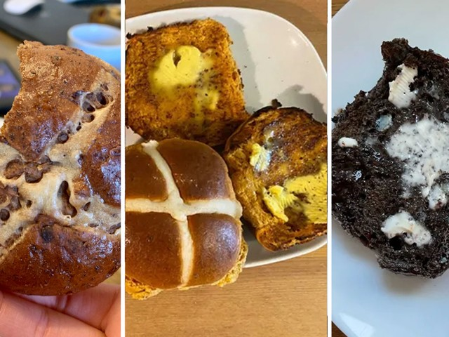 Hot Cross Buns: All The Weird And Wonderful Flavours, Ranked