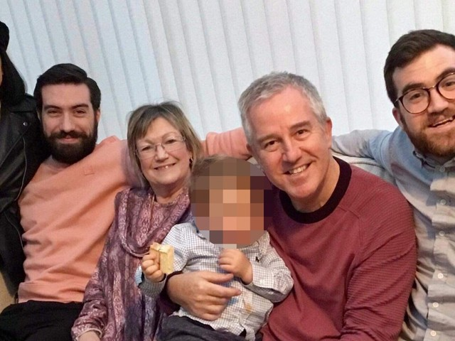 'We're losing far too many': Ex-Sky News journalist on honouring late son's plea to campaign for mental health support