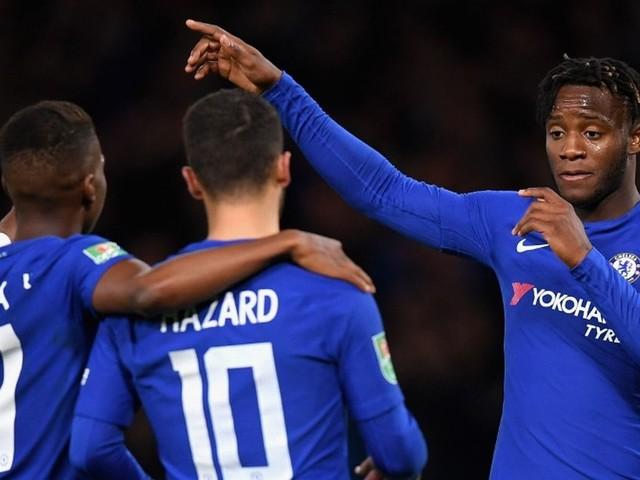 Chelsea 5-1 Nottingham Forest: Batshuayi nets hat-trick in Carabao Cup stroll - 5 talking points