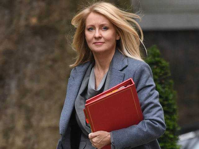 Universal Credit Charities 'Banned From Criticising Esther McVey'