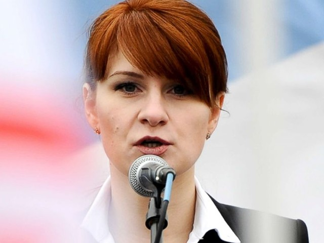 Maria Butina, accused Russian agent, appears poised to plead guilty