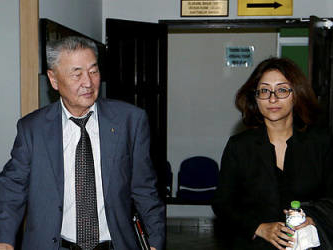 Our lives fall apart when she died, says Altantuya's father