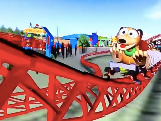 A 'Toy Story Land' is coming to Disney World next summer — here's how it will look