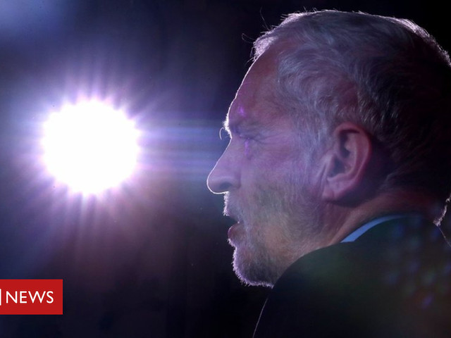 Jeremy Corbyn vows to curb City of London's power