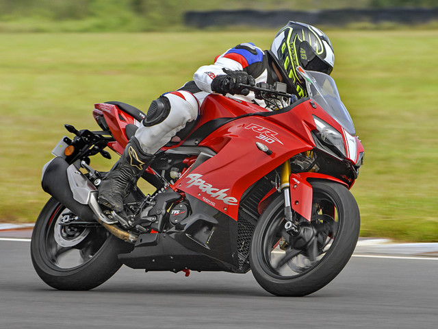 Review: 2018 TVS Apache RR 310 review, test ride
