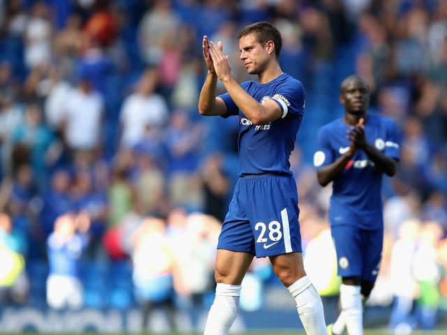 Dominant Chelsea easily brush aside Everton in 2-0 win at Stamford Bridge
