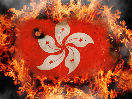 Markets in Risk Aversion Over Hong Kong's Future, Yen and Dollar Rebound