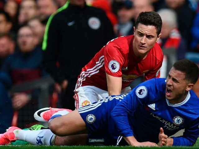 Manchester United midfielder Ander Herrera explains why he can't sleep