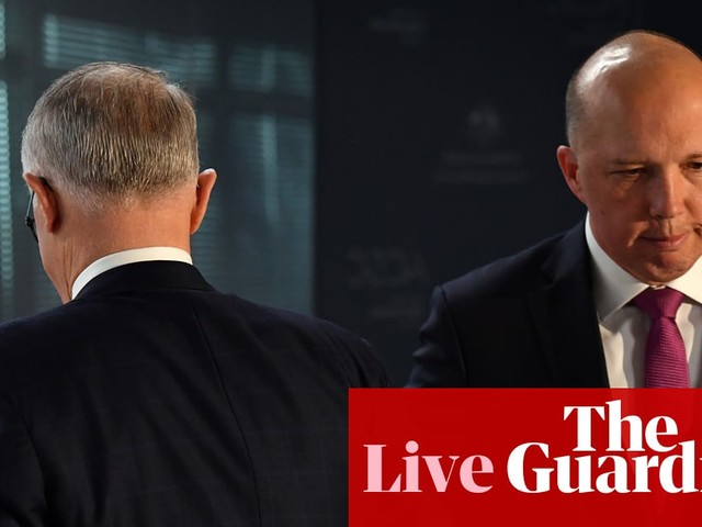 Peter Dutton tries to fix Ashmore Reef status affecting 1,600 asylum cases – politics live