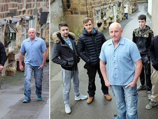 Vigilante butcher and his sons mount nightly patrols to take back the streets