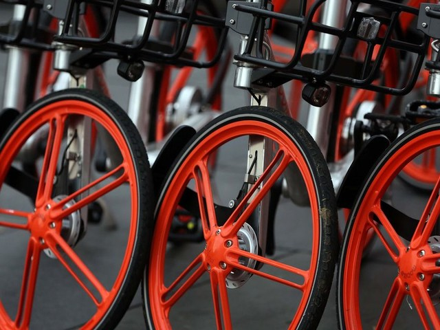 Are Mobike pulling out of Manchester? No, say Mobike. Here's what IS happening...