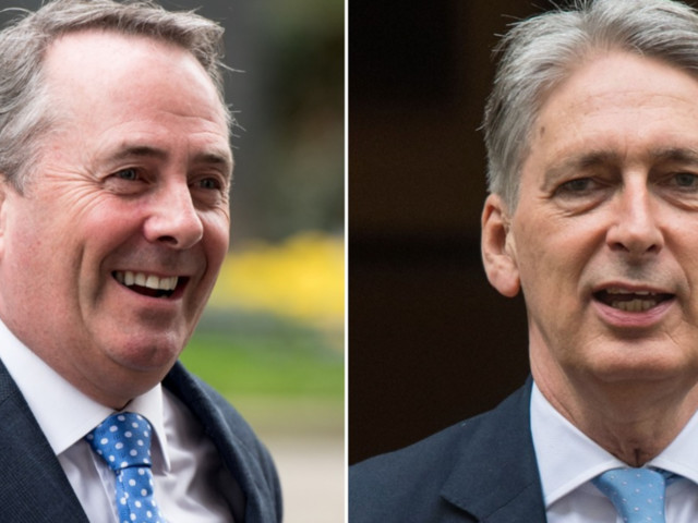 Liam Fox And Philip Hammond Spell Out Brexit Vision In Joint Article